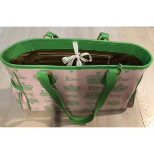 Women s Juicy Couture Diaper Bags on Poshmark c989cc8d7b